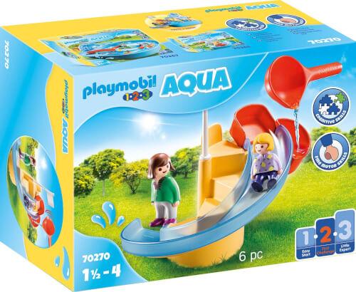PLAYMOBIL 70270 Wasserrutsche
