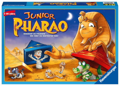 Ravensburger 214358 Junior Pharao