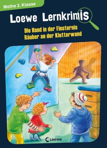 Loewe Lernkrimis  Die Hand in der Finsternis / Räuber an der Kletterwand