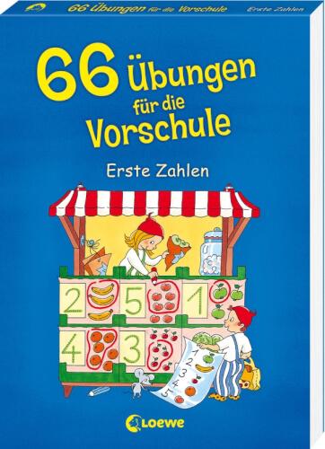 Loewe 66 übungen Vorschule Erste Zahlen 8177 Jetzt Kaufen