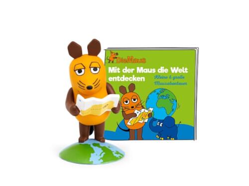Tonies® Die Sendung mit der Maus - Mit Maus die Welt entd.