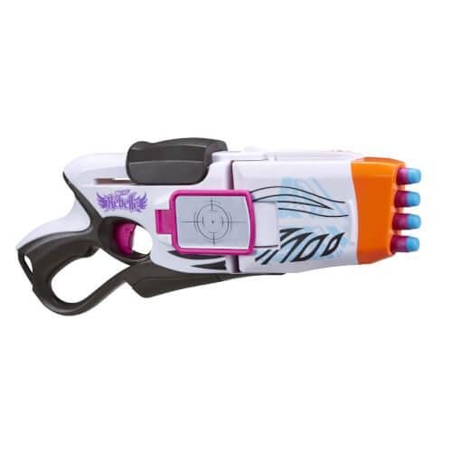Hasbro B7452EU4 Nerf Rebelle Corner Sight Blaster