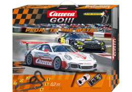 CARRERA GO!!! - Pedal to the Metal