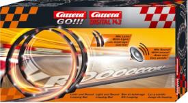 Carrera GO!!! Plus - LED-Looping-Set inkl. Sound, 1:43, ab 6 Jahre