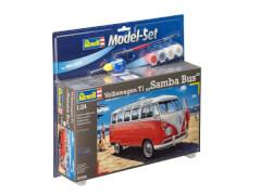 REVELL Model Set VW T1 Samba Bus