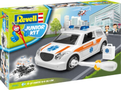 REVELL Rescue Car (City Car)
