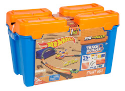 Mattel Hot Wheels Track Builder Superstunt Box