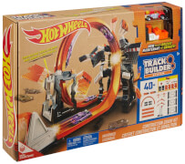 Mattel Hot Wheels Track Builder Crash Kit