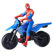 Hasbro B9706EU4 Spider-Man Web City 6 Racer