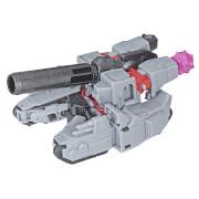 Hasbro E1884EU4 Transformers CYB Action Attackers Commander Figur, ab 6 Jahren