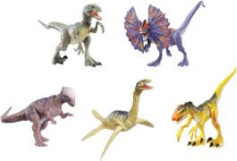 Mattel GCR54 Jurassic World Dino Rivals Dino-Angriff, sortiert