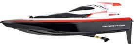 Carrera RC - Race Boat, 25 km/h, ca. 44 cm, 2,4 GHz, rot