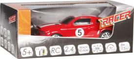 Racer R/C Rennwagen mit 2.4 GHz, 1:18, Ferngesteuertes Fahrzeug, ca. 21x10x7 cm, ab 5 Jahren