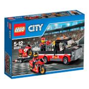 LEGO® City 60084 Rennmotorrad - Transporter