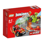 LEGO® Juniors 10722 Schlangenduell, 92 Teile