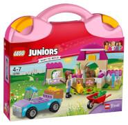 LEGO® Juniors  10746 Mias Pferdestall Koffer