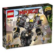 THE LEGO® NINJAGO® Movie - 70632 Cole's Donner-Mech, 1202 Teile