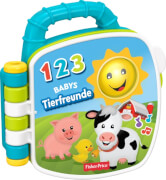 Mattel GFP29 Fisher-Price Tierfreunde-Liederbuch