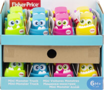 Mattel FYL43 Fisher-Price® Mini Monster Trucks
