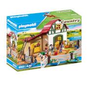 PLAYMOBIL 6927 Ponyhof, ca. 29x30x23, ab 4 Jahren