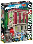 Playmobil 9219 Ghostbusters Feuerwache