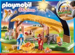 Playmobil 9494 Lichterbogen ''Weihnachtskrippe