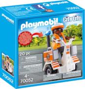 Playmobil 70052 Rettungs-Balance-Roller