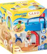 PLAYMOBIL 70340 Kreativset ''Sandburg''