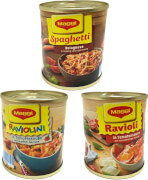Maggi Metalldosen Set