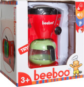 Beeboo Kitchen Kinder-Kaffeemaschine, mit Licht & Sound