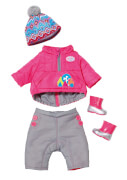 Zapf BABY born® Play&Fun Deluxe Winter Set