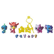 Hasbro E2130EU4 Littlest Pet Shop Kosmische Tierchen Kollektion