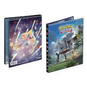 Ultra Pro Pokémon Sonne & Mond 07 4-Pocket Portfolio
