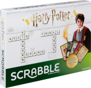 Mattel GMG29 Scrabble Harry Potter (D)