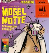 Schmidt Spiele 40862 Drei Magier Spiele, Mogel Motte, 3 bis 5 Spieler, ab 7 Jahre