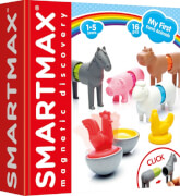 SmartMax My first Farm Animals 16 Teile