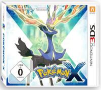 Nintendo,''3DS Pokémon X''