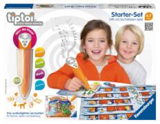 Ravensburger 005055  tiptoi® - Starter-Set: Stift und Buchstaben-Spiel