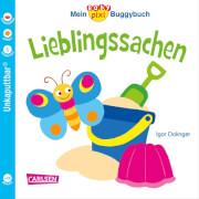 Carlsen -Baby Pixi 46 Buggy-Buch Lieblingssache