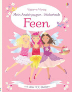 Anziehpuppen-Stickerbuch FEEN