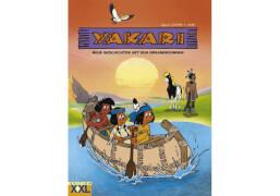 Buch ''Yakari XXL - Neue Geschichten mit dem Indianderjungen'', ab 3 Jahre