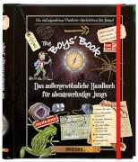 moses Boys Book - Das außergewöhnliche Handbuch