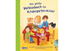 Das große Vorlesebuch für Kindergarten-Kinder: mit über 25 Geschichten von Margit Auer, Luise Holthausen, Christine Merz, Christ