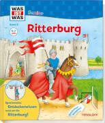 WAS IST WAS Junior Band 6 - Ritterburg, Sachbuch, 20 Seiten, ab 4 Jahren