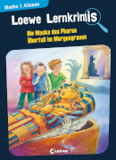 Loewe Lernkrimis - Die Maske des Pharao / Überfall im Morgengrauen