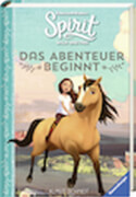 Ravensburger 49118 Spirit: Das Abenteuer beginnt