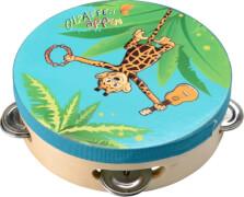 Giraffenaffen Tamburin