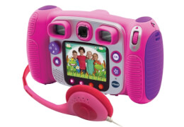 Vtech 80-507154 Kidizoom Duo 5.0, ab 4 - 10 Jahre, pink