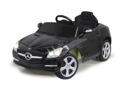Jamara 6V Ride-on Mercedes Benz SLK schwarz