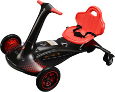 Rollplay Turnado Drift Racer, 24V, black